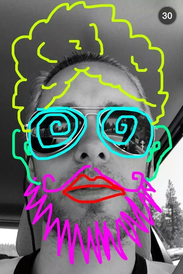 RT @crazylove___: I LOVE SNAPCHAT!!!!!! ???? You have amazing snapchat photos!!!!  I LOVE YOU SO SO SO MUCH!!!!! ????  @JaredLeto http://t.co/73q…