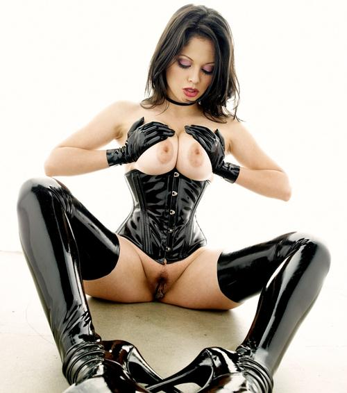 Latex bdsm clothing