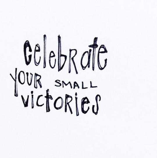 How to Celebrate Small Victories in Recovery