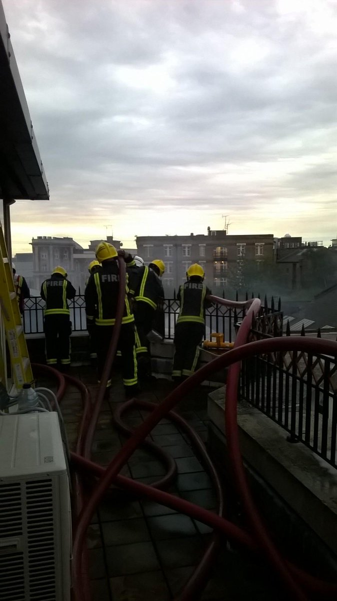 #Shoreditch restaurant blaze early this morning. Thankfully no hipsters were injured http://t.co/LszKAKTpbz http://t.co/6cZPoYZRat