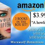 £2.88 #BOXSET #Werewolf #Detectives  3 books 142,000 words  http://t.co/Z332pOUW4Y  #werewolves  http://t.co/1A9xNtTy4b