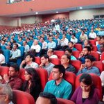 RT @jagdishshetty: Impressive audience in Surat of CAs who have come to hear Dr @Swamy39 http://t.co/cMWkQcBVag