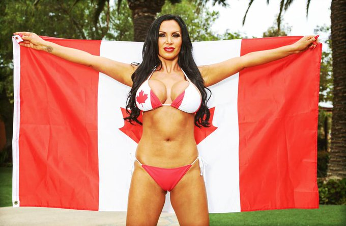The beauty is @Brazzers members get both! @wayne_ronz: #Canada Vs #USA ... @nikkibenz Vs @AvaAddams http://t