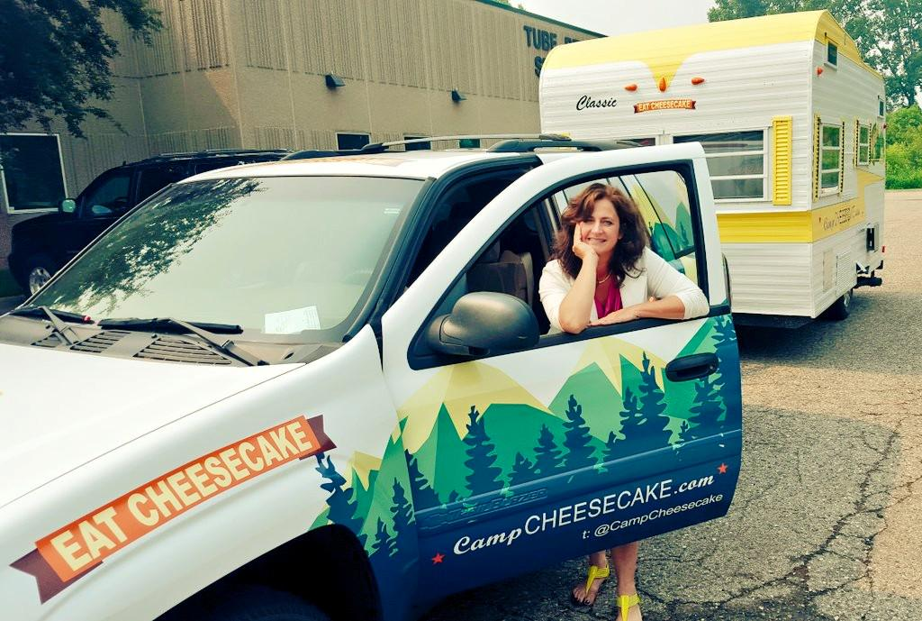 .@CampCheesecake is ready to be hired for your event or company!! Schedule with @MPCheesecake! #cheesecakeonwheels! http://t.co/HohWUbJWj7