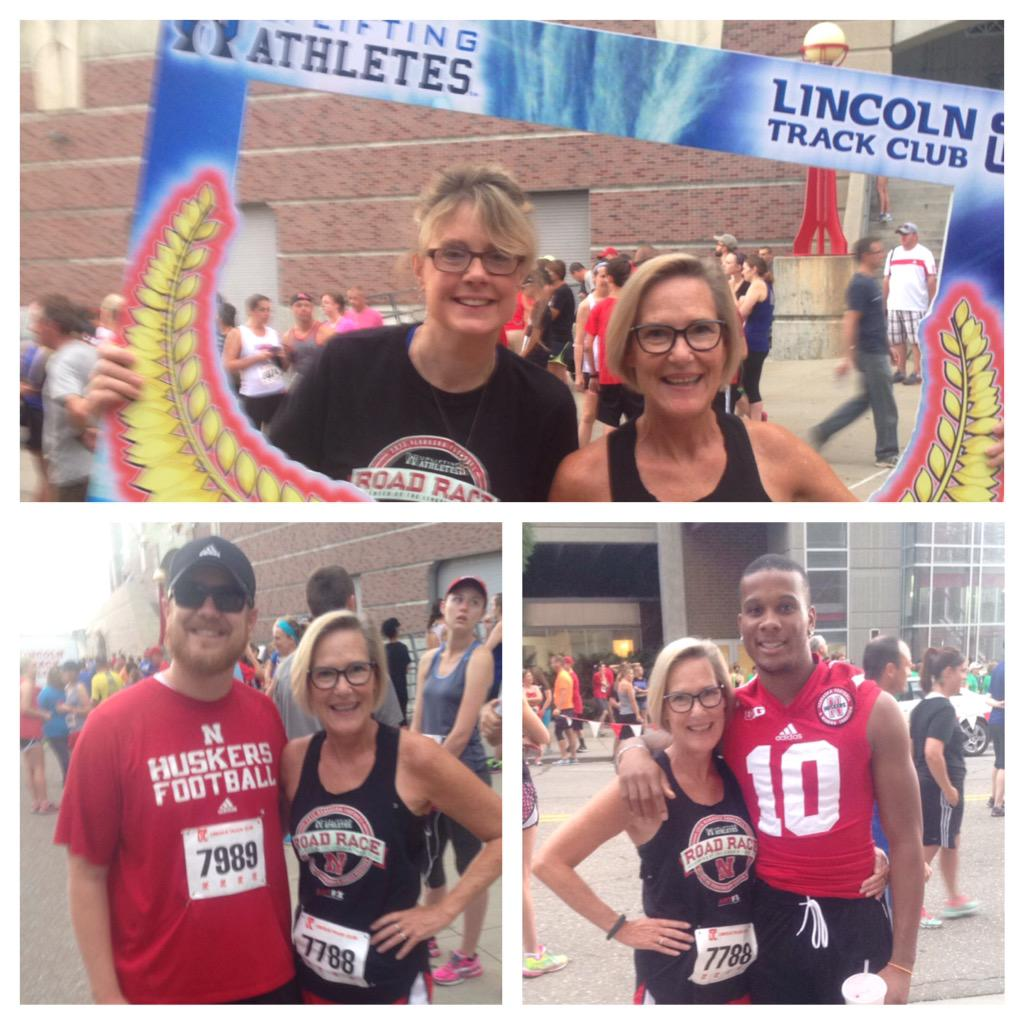Another GR8 #UpliftingAthletes 5k benefitting research for pediatric brain cancer. @TeamJack @RunLincoln @Huskers http://t.co/9SgsT45VMz