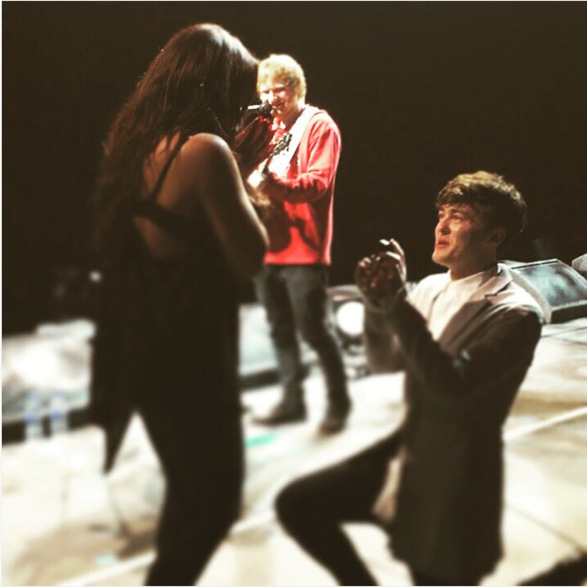 EXCLUSIVE: Little Mix's Jesy Nelson & Rixton's Jake Roche engaged at #Key103SummerLive -http://t.co/e1iKJdMhBK http://t.co/K0DQWu8edJ
