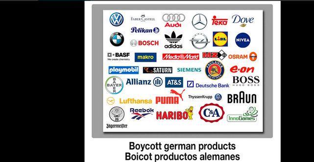 Marcas alemanas
