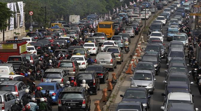 Prediksi Puncak Arus Balik Mudik Lebaran Tahun 2015 - AnekaNews.net