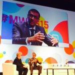 RT @nokianetworks: #Nokia focuses on human possibilities of technology - Rajeev Suri's keynote speech at #MWCS15 http://t.co/3bih7axk21 htt…