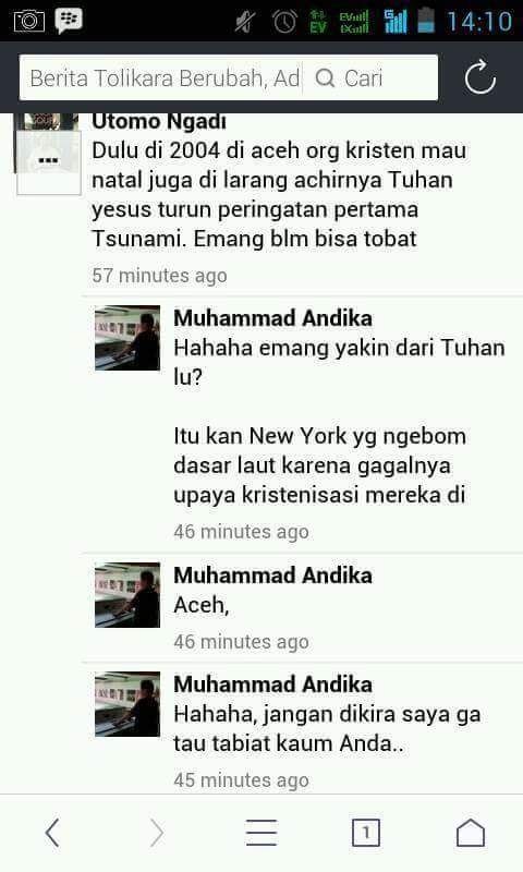 ":)) ""@priyantarno: ""@hansdavidian: Facebook is fun.... http://t.co/TmbTCrpxgs"" « diskusi org gila"""