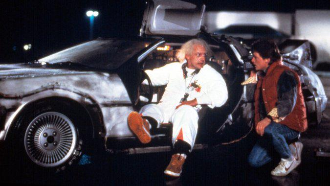 BackToTheFuture: Michael J. Fox on How Much Money it Would Take to Get Back Into the DeLorean
