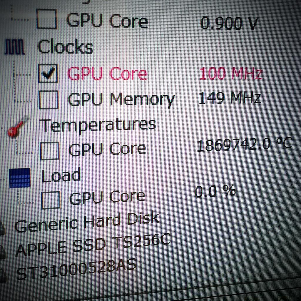 GPUが熱暴走して太陽コロナぐらい熱くなった http://t.co/DY55sQofkw