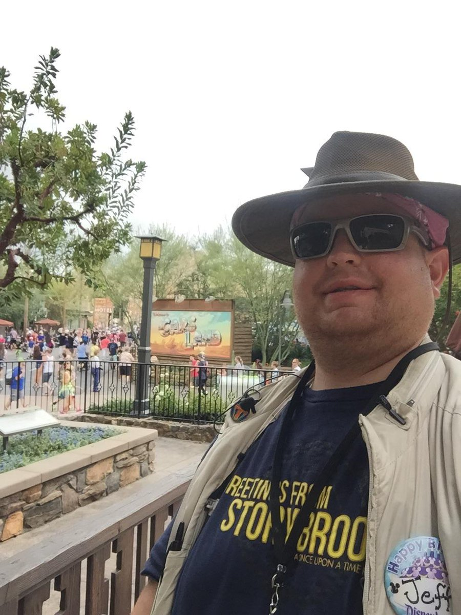 @GFStorybrooke Greetings from Cars Land and the fabulous Dianeyland Resort #Disneyland60 http://t.co/33CJyX3Ser