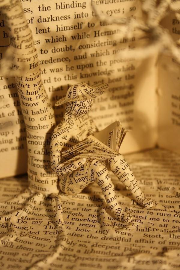 """""""A writer only begins a book. A reader finishes it"""" ― Samuel Johnson http://t.co/xVTbml6yha"""