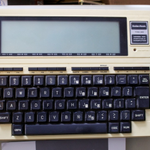 Retro computing experiment summer continues with the original laptop—OS coded by @BillGates! http://t.co/g2Ps6DCkua http://t.co/d0ELAuVXEJ