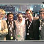 RT @Chauranga: #Chauranga team at @dubaifilm festival with @sanjaysuri @theanshumanjha @bikas @IamOnir along with @dorothywerner