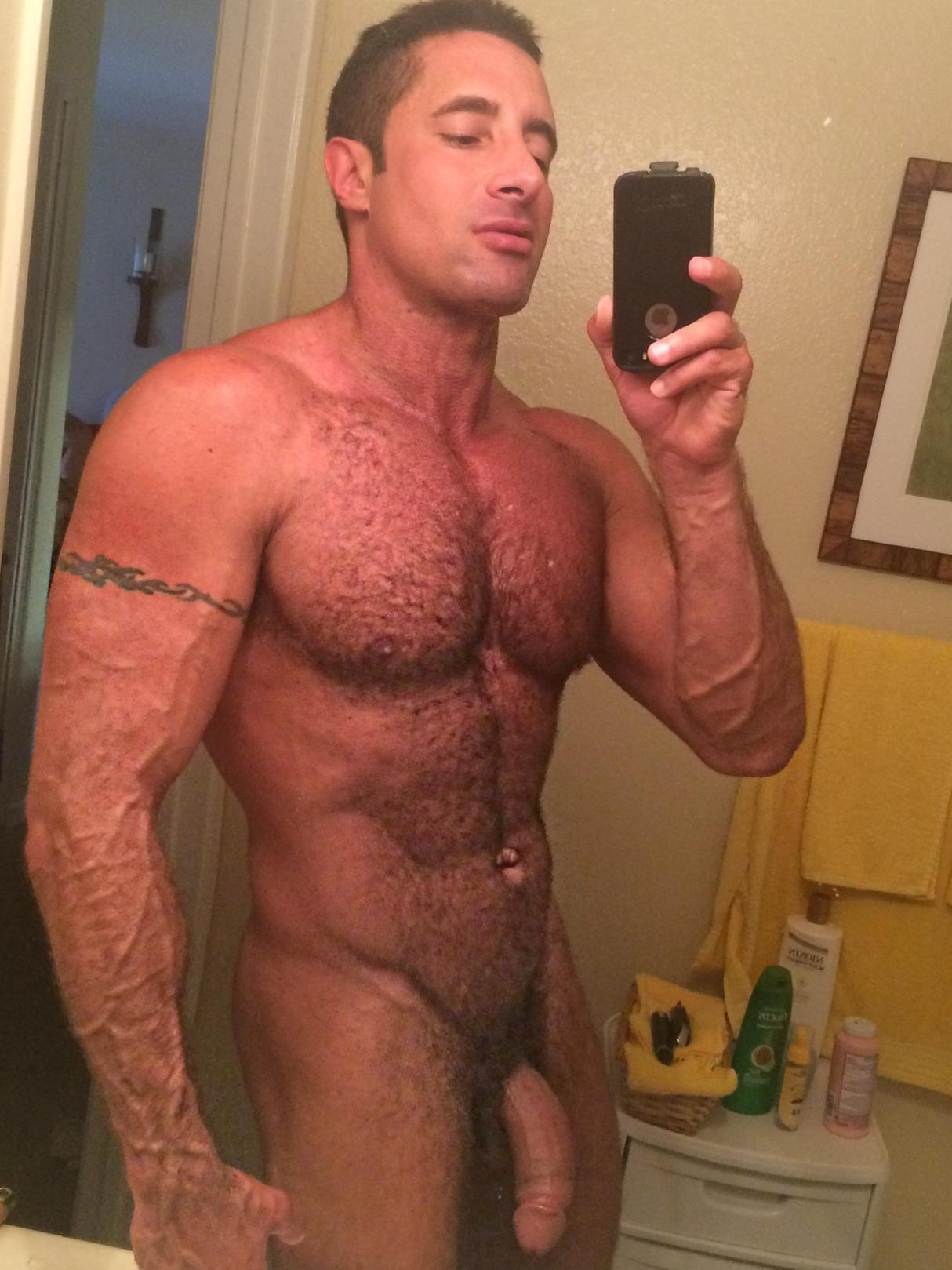 Big Hairy Hung Men
