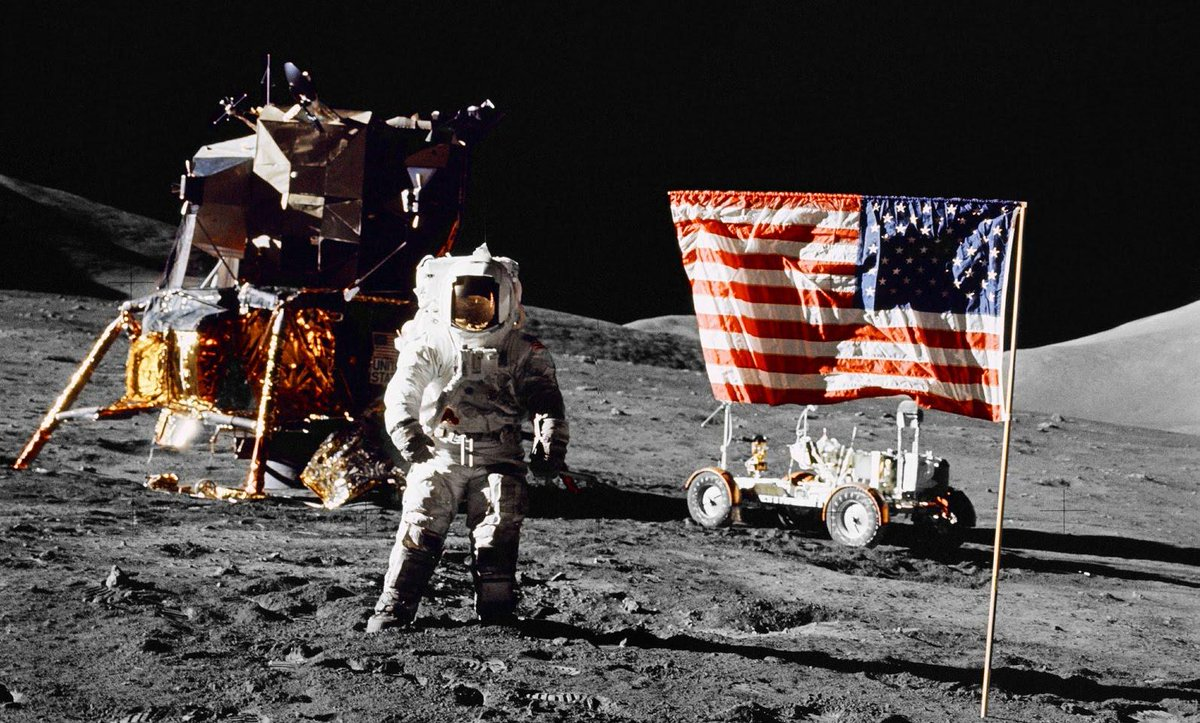 """On this date in 1969, Brother Neil Armstrong made """"One Giant Leap For Mankind."""" http://t.co/U6xK08UXOI"""