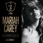 RT @1OAKLV: We're partying with @MariahCarey this Saturday! Win a free makeover by @beGlammedNow: http://t.co/lDG75qb8CJ
