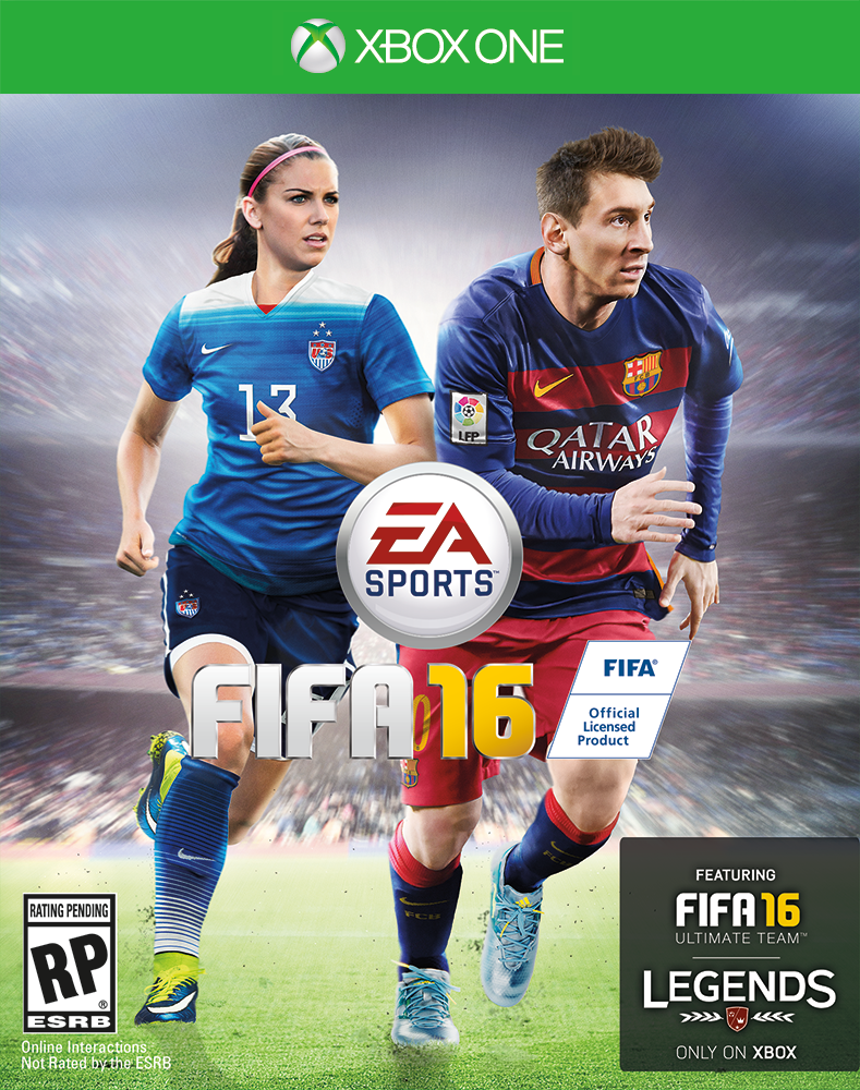 I'm so honored to be featured on the cover of #FIFA16. Thank you @EASPORTSFIFA! https://t.co/vw73wtfncJ http://t.co/5vp8RLUk1x