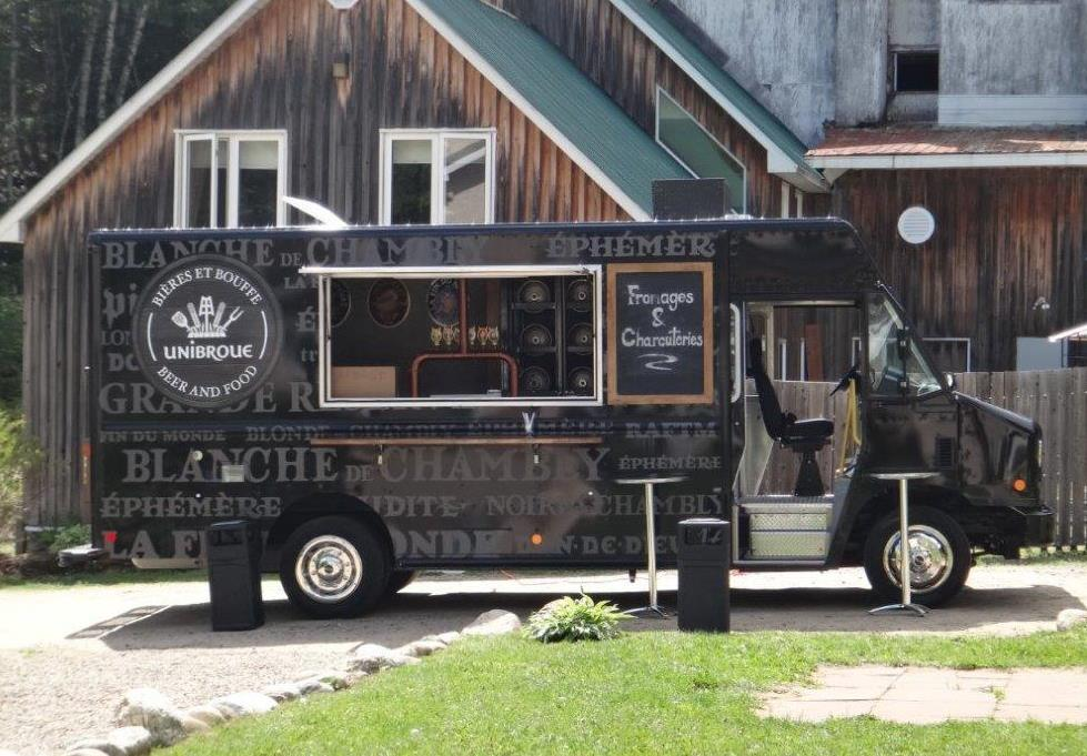 Unibroue is proud to present its new food truck. Follow us for the date of its first release! #craftbeer #foodtruck http://t.co/oOWeF34ItW