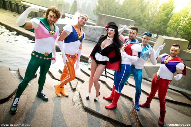 Best Cosplay Ever (This Week): Thor, Sailor Scouts, Aerith, and More! http://t.co/pTUBMIQrhb http://t.co/VGifw4Vjlh