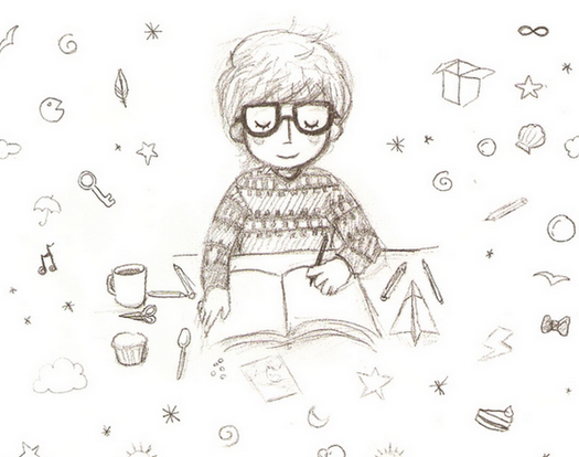 RT @hitRECord  You can accept our new #WeeklyWritingChallenge right here -- http://t.co/PGrS1CPyTv http://t.co/grACoC7ti3