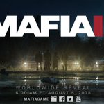 We're revealing #Mafia3 next week! See the announcement trailer on 5/8/15 at 1PM BST. http://t.co/tUK70ZvrqL