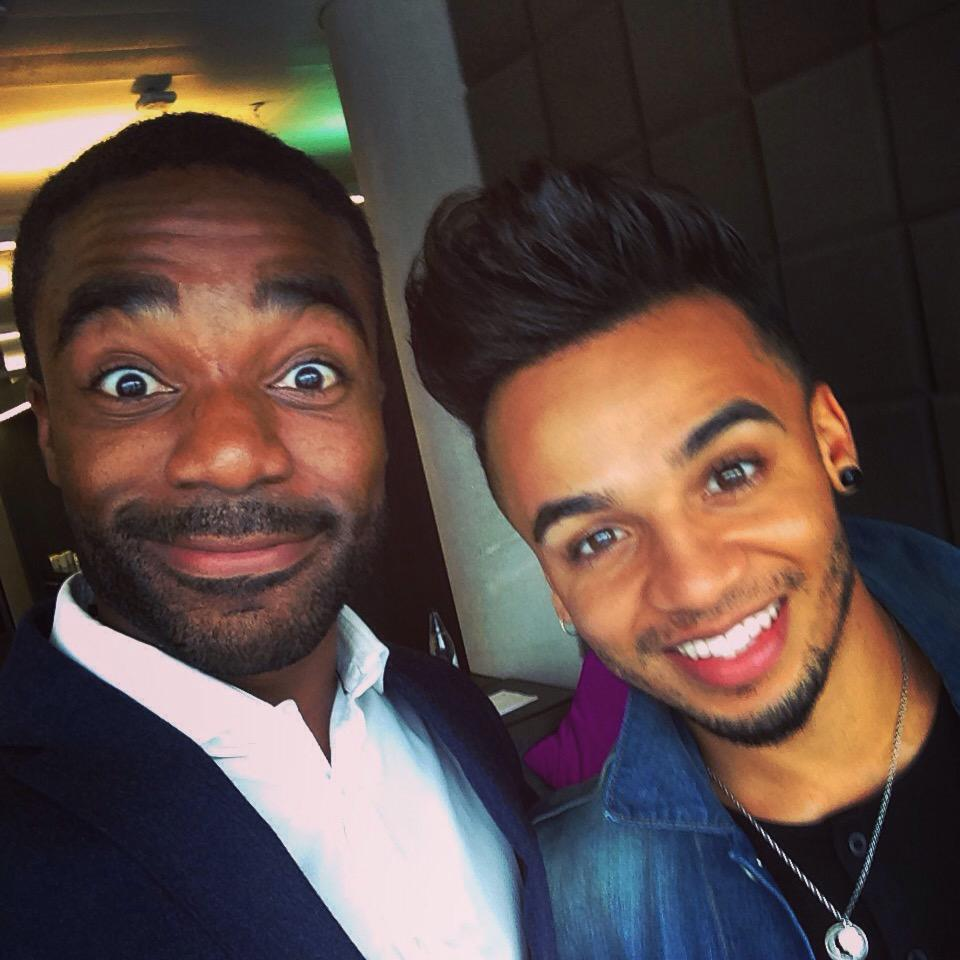 I know who looks more like they've been on an overnight flight @AstonMerrygold! Great to have you on @BBCBreakfast!✈️ http://t.co/KC8rdatW9y