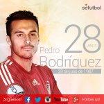 ¡Feliz cumpleaños a @_Pedro17_! El Campeón del Mundo y de Europa con @SeFutbol cumple 28 años http://t.co/giZAzQ93Tc http://t.co/2i29mP4Jpg