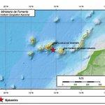 Registrado un terremoto de magnitud 3 entre Tenerife y Gran Canaria http://t.co/oHryH7h29A http://t.co/nAi4Lf0XCL