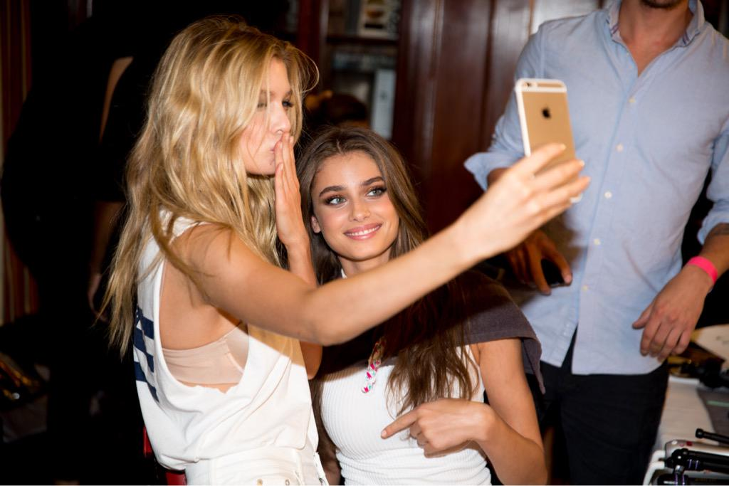 Don't miss a selfie. Follow us on snapchat to see #TheNewestAngels in action on @GMA! #AngelsOnGMA http://t.co/biDWVbqgM4