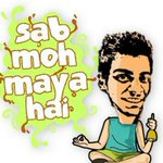 @makemytrip @Jhalla_wallah #MegaHolidaySale Because he needs an escape who believes sb moh maya h http://t.co/631qomOAr4