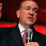 "Presidential candidate Mike Huckabee: Pres. Obama marching Israelis to the ""door of the oven."" http://t.co/AkzslPWnMw http://t.co/Olx5hwuMQr"