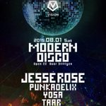 ★8/1(土)オープンしました‼️ MODERN DISCO feat. JESSE ROSE  @SOUND MUSEUM VISION  #渋谷 #CLUB #VISION  http://t.co/nylrxMiyGT