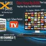 Ga Percaya siaran tv dunia gratis? pk software ini deh for pc/laptop Rp28rb  #TOKOPEDIA http://t.co/sx1sseRrhf http://t.co/3PzcPPCQPA   a1