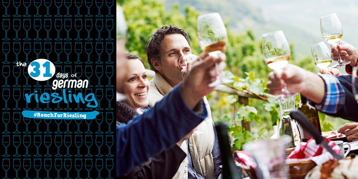 The Riesling Renaissance began in 1435. Celebrate its legacy at a German wine tasting: http://t.co/g8TVkmfwvL http://t.co/LXUvFDN6qX