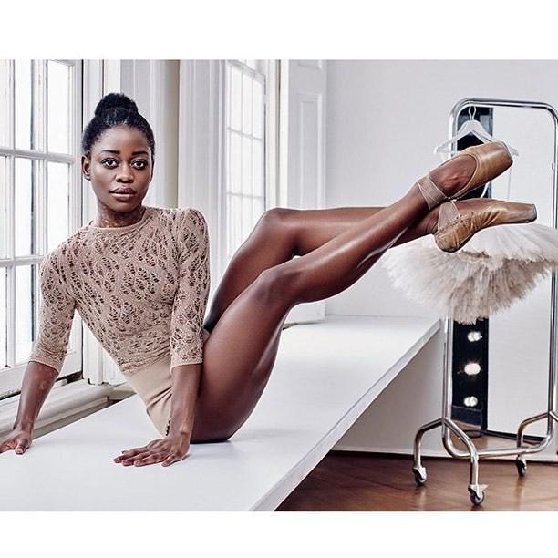 Michaela DePrince, world-class Black ballerina, is getting her shine. #Representation http://t.co/IfPBx4ylXJ http://t.co/XbfeTojtLm