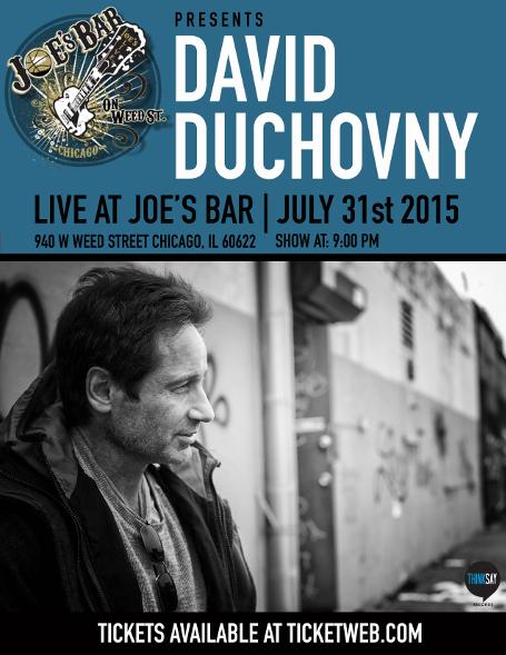 ON SALE NOW: @davidduchovny is helping us kick-off Lolla weekend on July 31! Buy tickets now: http://t.co/Z1klCUlsYZ. http://t.co/fxcBvX19ZD