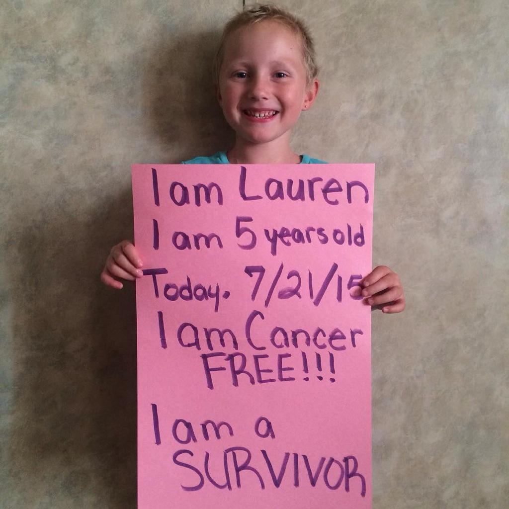 Princess Lauren!! RETWEET THIS! RT @lahartzog: @JBPDforethecure @jwalsh2211 @PDMusic @Jbet26 Look at our Super Girl! http://t.co/CV85kBSEFr