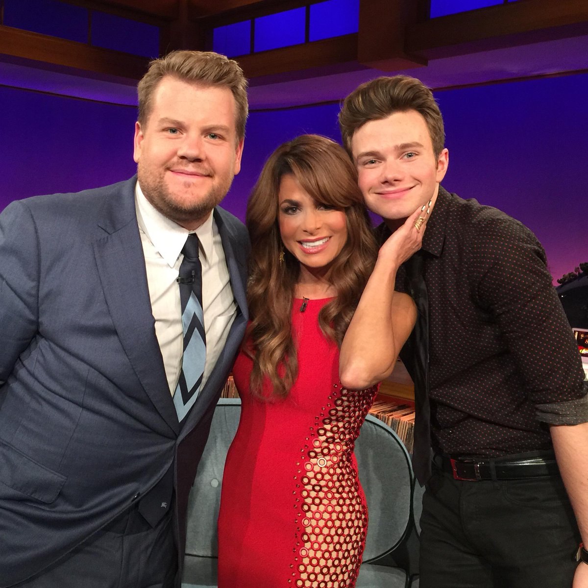 I'll be on the @latelateshow TONIGHT w/ @JKCorden & @chriscolfer BE SURE TO TUNE IN! xoP http://t.co/ryFBVw23t6