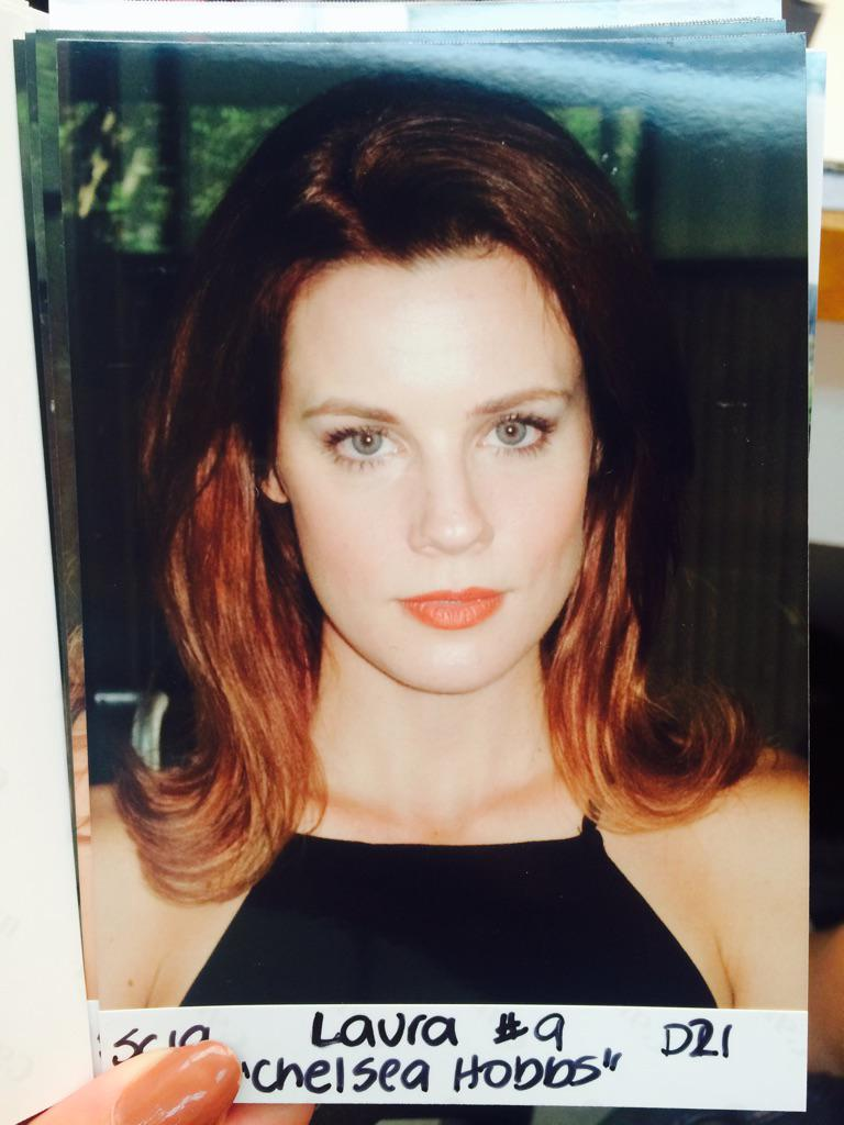 So excited to play the wonderful @lauraleighton in @lifetimetv 's #unauthorizedmelroseplace movie! So fun! http://t.co/3NEHJbQ7W5