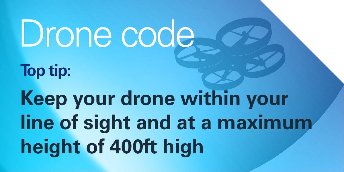 Own a drone?  Our dronecode explains how to keep flights safe and legal http://t.co/Jg7ld2ft8a #drones #droneaware http://t.co/J0qgPVlAcg