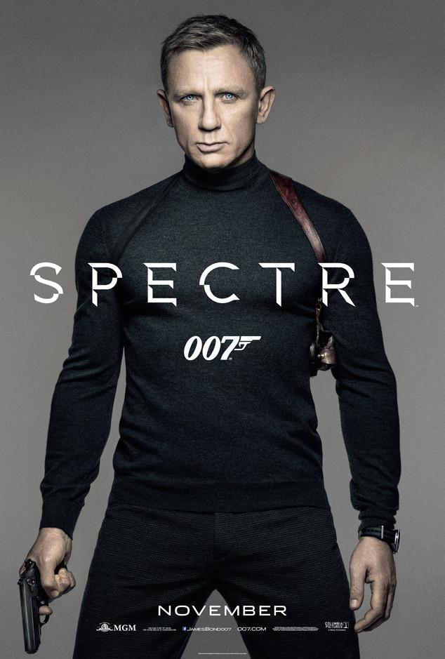 James Bond is back in the new Spectre trailer--watch it now!