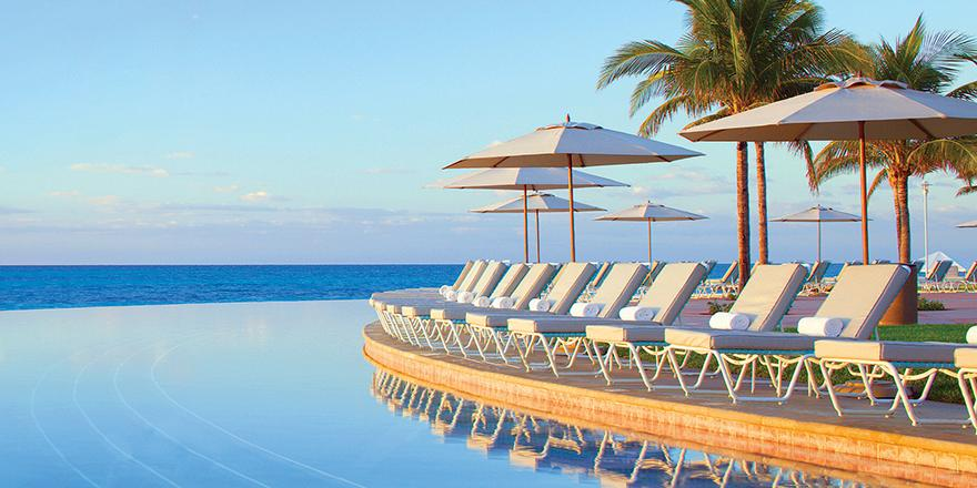 Today's DailyEscape is from Freeport, Bahamas.