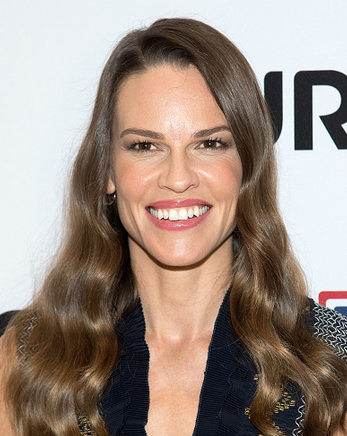 Something Hilary swank hot
