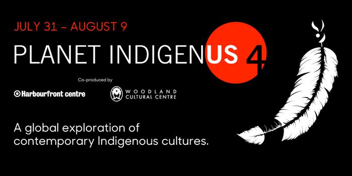 It's here: @PlanetIndigenUS, a 10-day celebration of global Indigenous cultures! http://t.co/drAwQWK2Ye