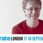 Designing for crisis: @meyerweb is coming to #generateconf London on 17/18 Sept: http://t.co/rZYwqas7Vv http://t.co/qsVhnlxvnU