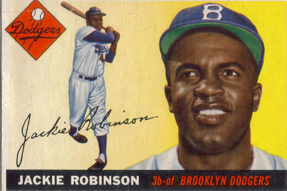 jackie robinson first african american baseball Kevin l mitchell, overland park  the day jackie robinson became the first african-american in the 20th century to play major league baseball  baseball.