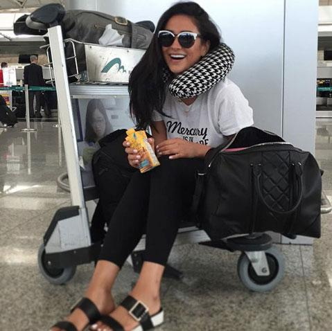 We partnered with @Shaymitch to let us in on her travel essentials, including #GevaliaIcedCoffee. We 100% agree ;) http://t.co/vCFAcQnGZG